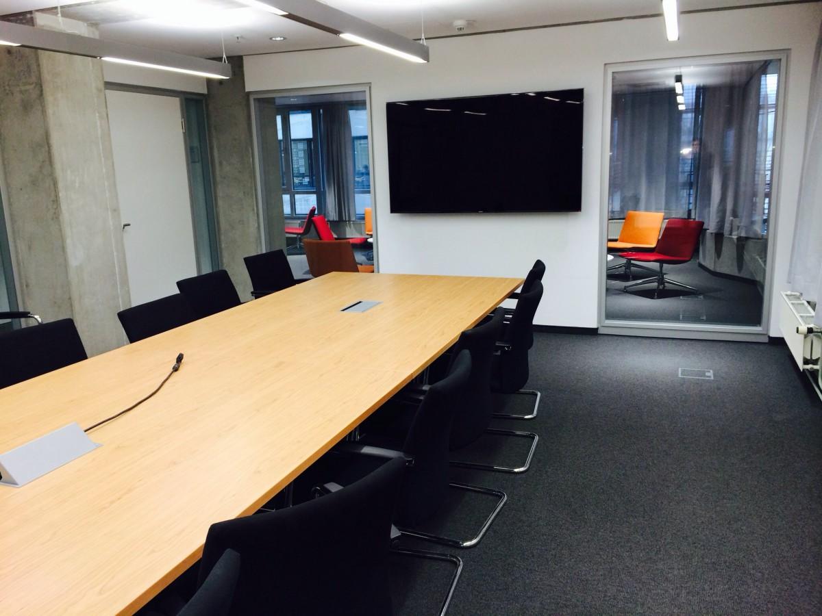 Architekturb ro schwarz refurbishmentma nahme in der - Architekturburo frankfurt ...